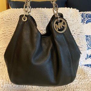 Michael Michael Kors Fulton Leather bag